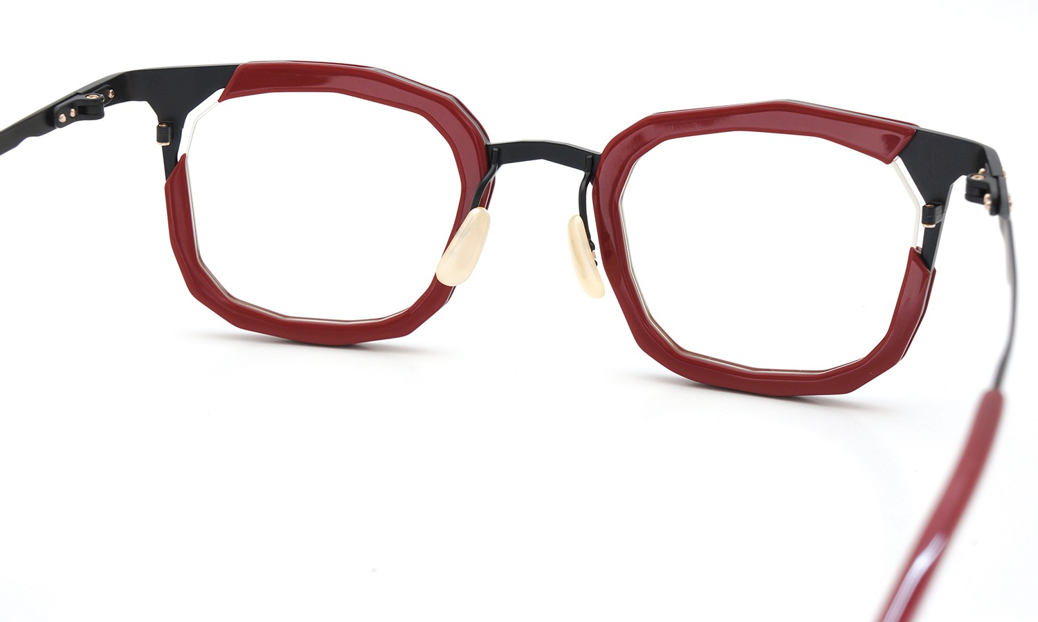 MASAHIROMARUYAMA MM-0023 col.2 RED/BLACK (straight) 7