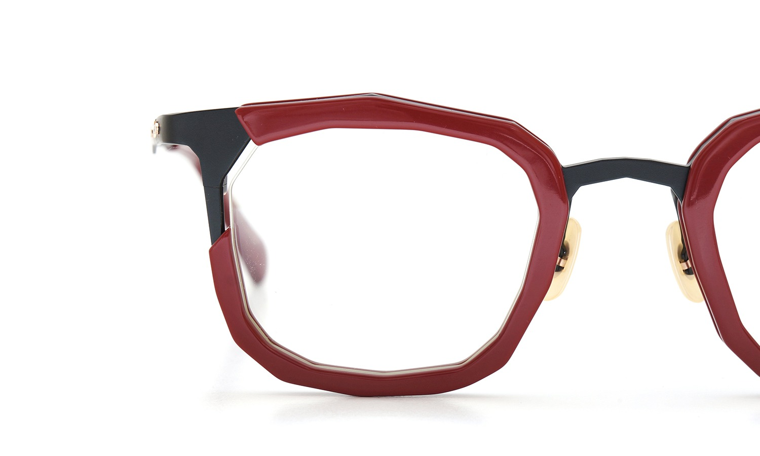 MASAHIROMARUYAMA MM-0023 col.2 RED/BLACK (straight) 14