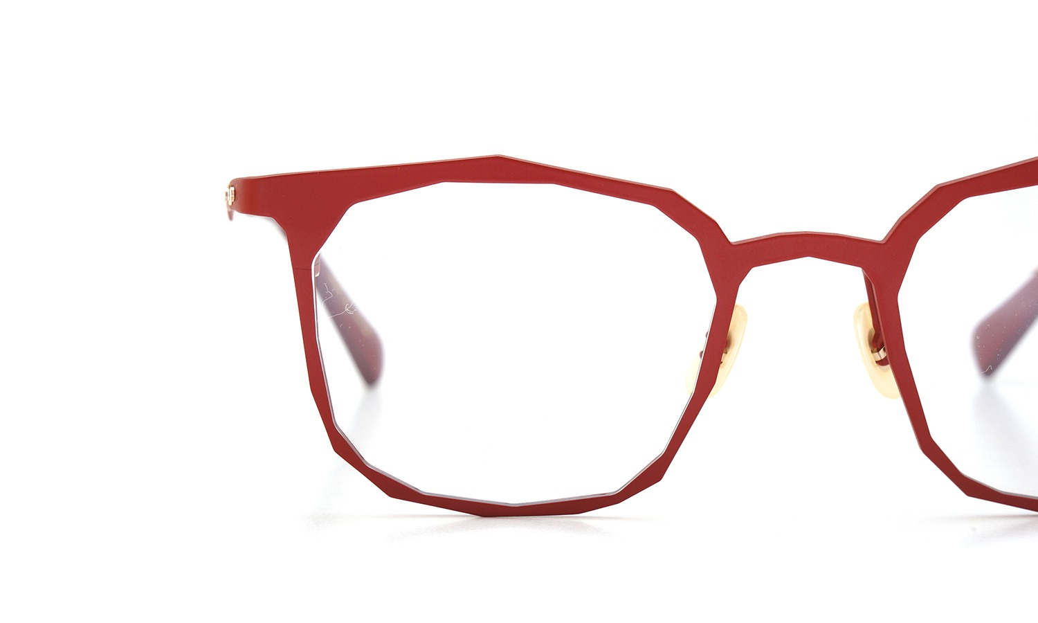 MASAHIROMARUYAMA MM-0021 col.4 RED (straight) 14