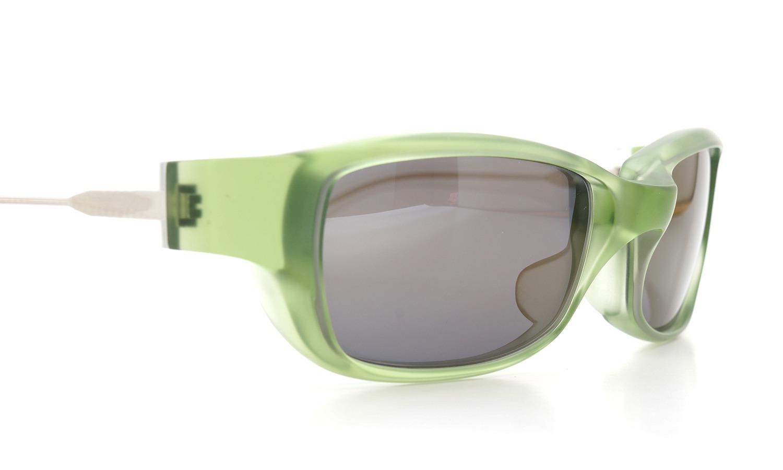 FACTORY900 ×PonMegane 10周年記念オリジナル サングラス F-002 Col.Green-Matte Lense.Gold-Matte-Mirror 12