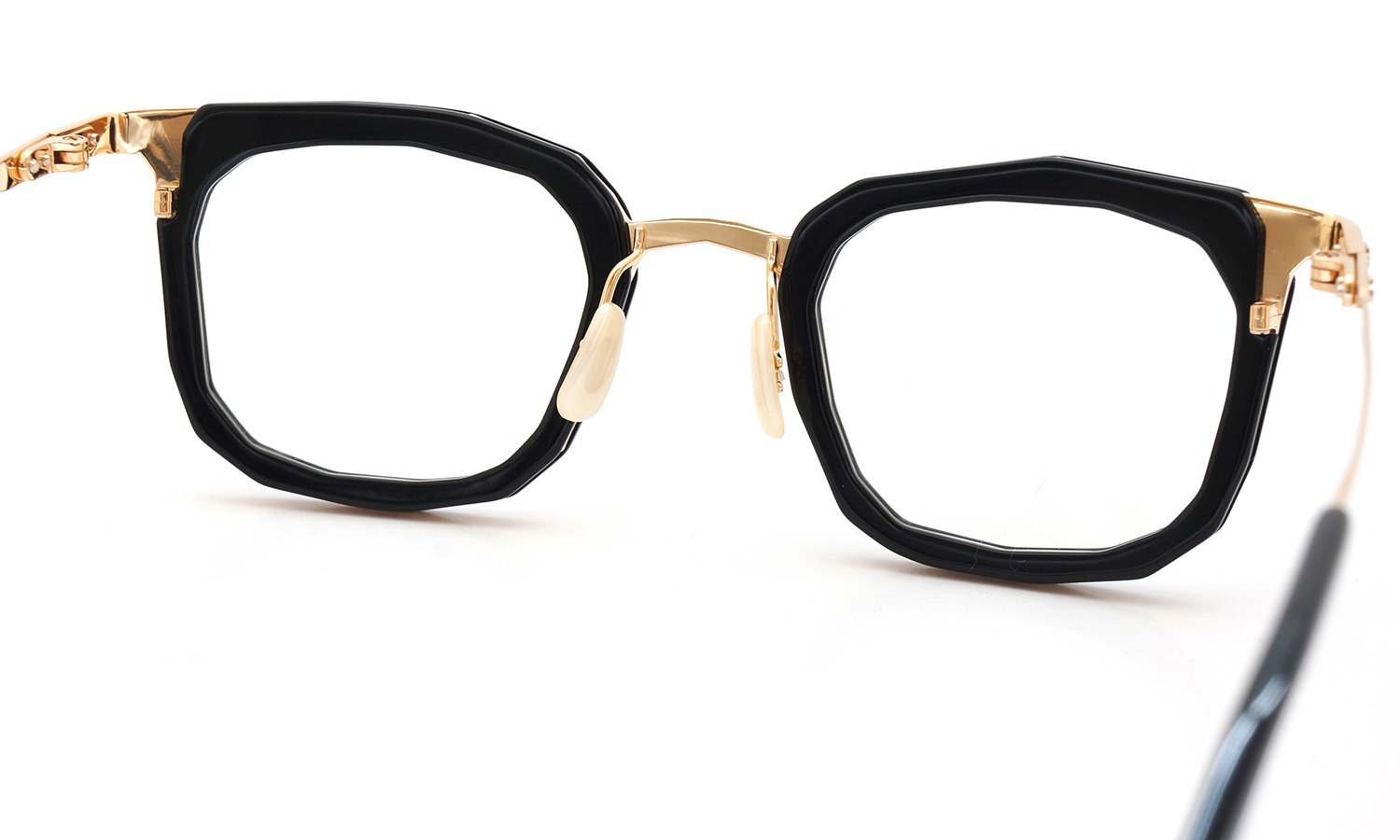 MASAHIROMARUYAMA MM-0022 col.1 BLACK/GOLD (straight) 7