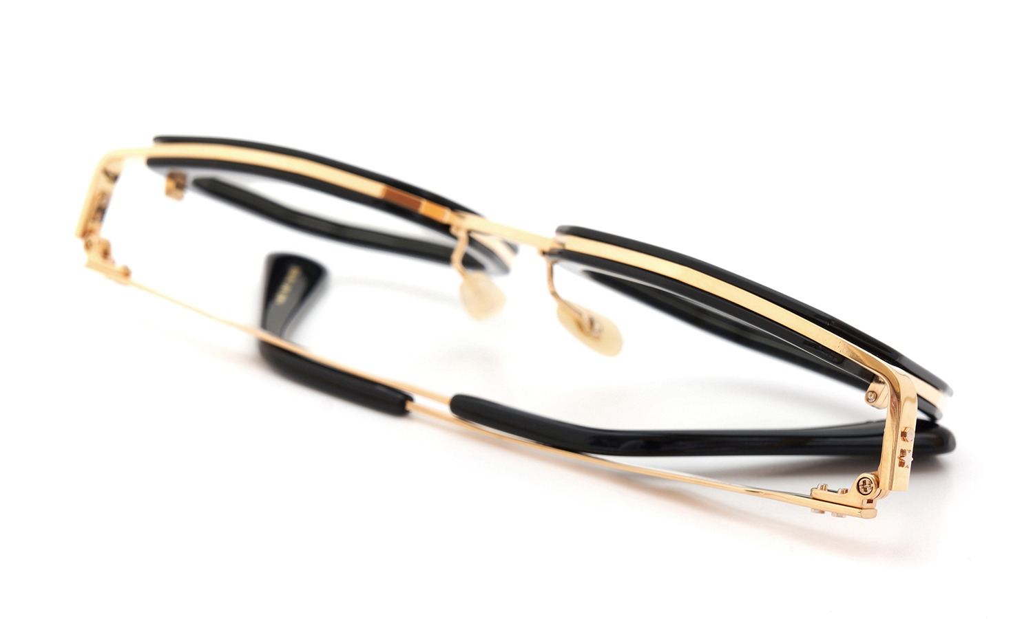 MASAHIROMARUYAMA MM-0022 col.1 BLACK/GOLD (straight) 13