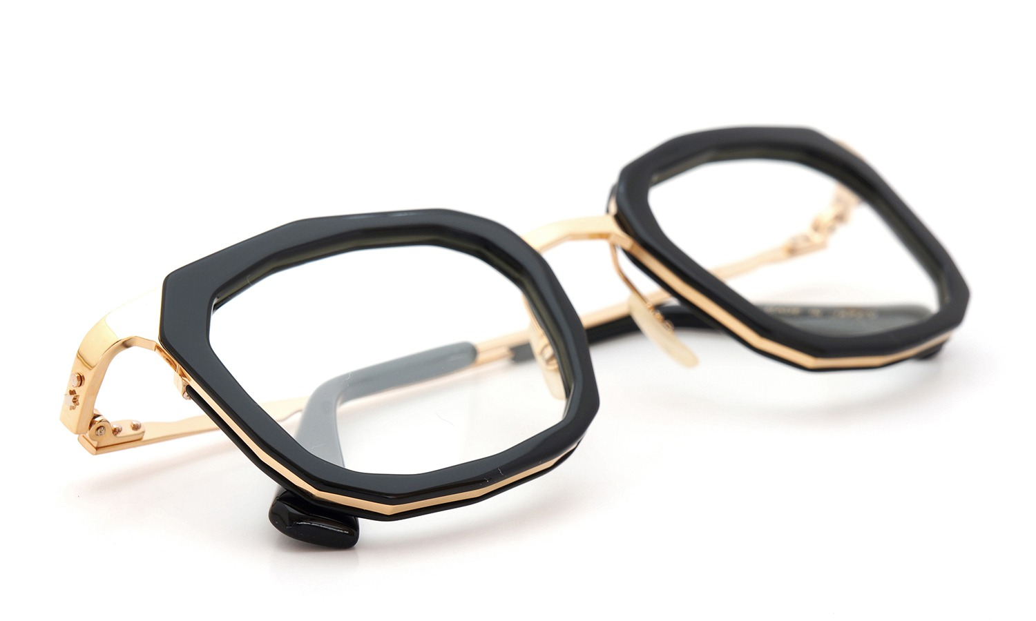 MASAHIROMARUYAMA MM-0022 col.1 BLACK/GOLD (straight) 12