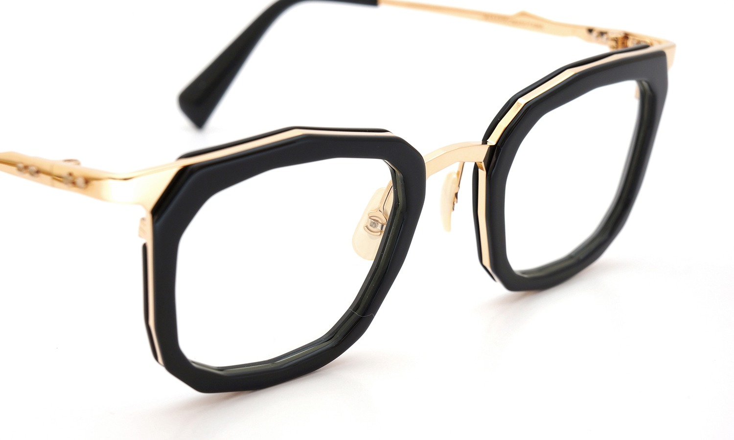 MASAHIROMARUYAMA MM-0022 col.1 BLACK/GOLD (straight) 6