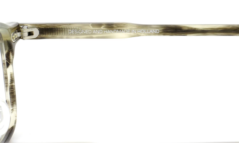 Preciosa メガネ mod.765 col.18 Grey-Cedar 45size