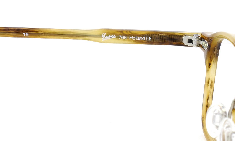 Preciosa メガネ mod.765 col.15 Butter-Cedar 45size