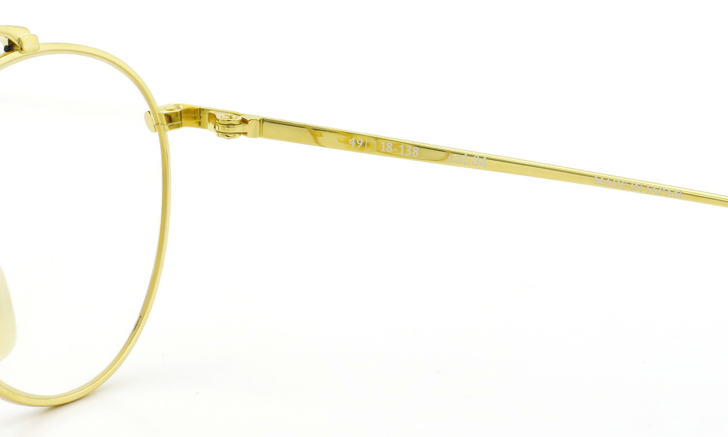 BOSTON CLUB RICHARD リチャード col.4 BLACK/YELLOW GOLD