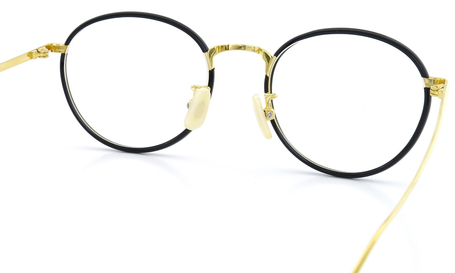BOSTON CLUB DANIEL ダニエル col.4 BLACK/YELLOW GOLD