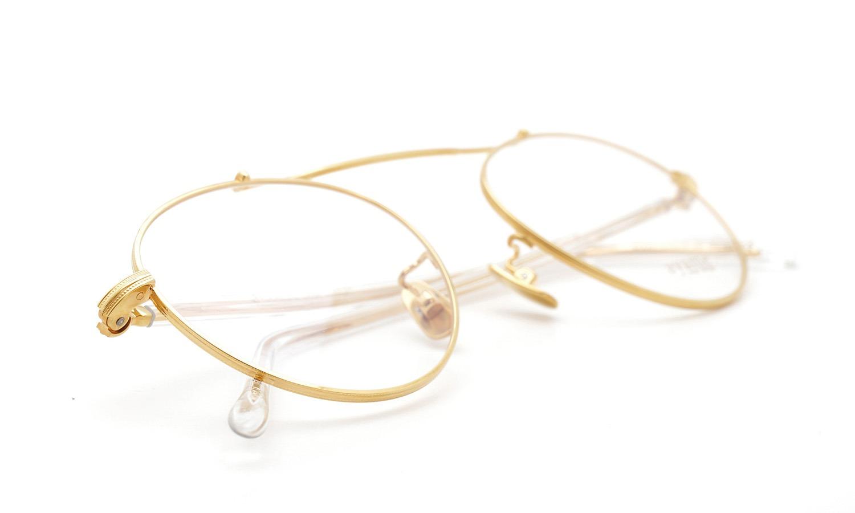 ayame アヤメ 2015年秋発表 メガネ TUNNEL GOLD