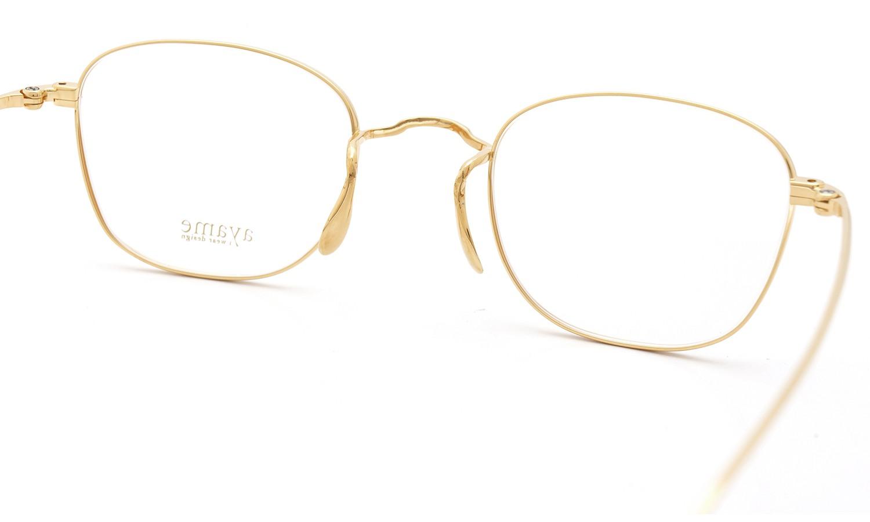 ayame 2015年秋発表 メガネ GMS GOLD