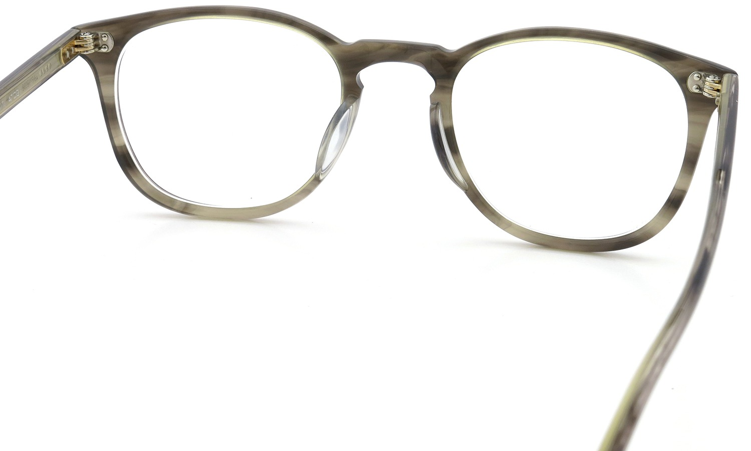 GLCO (GARRET LEIGHT CALIFORNIA OPTICAL) メガネ KINNEY キニー GITL 47