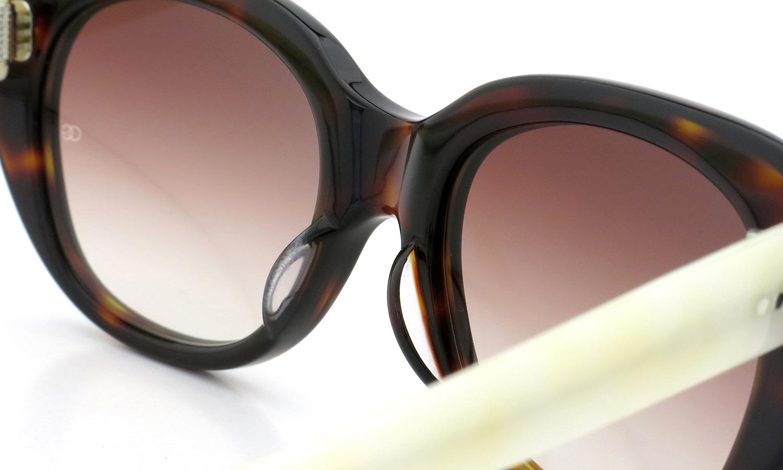 オリバーゴールドスミス サングラス SOPHIA(1958) ソフィア Dark Tortoiseshell Ivory