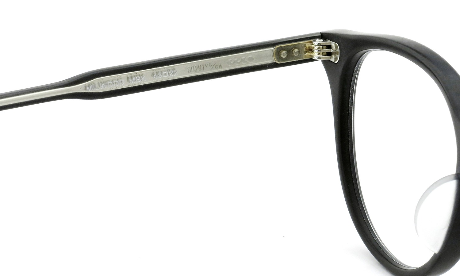 GARRET LEIGHT CALIFORNIA OPTICAL MILWOOD MBK 46size