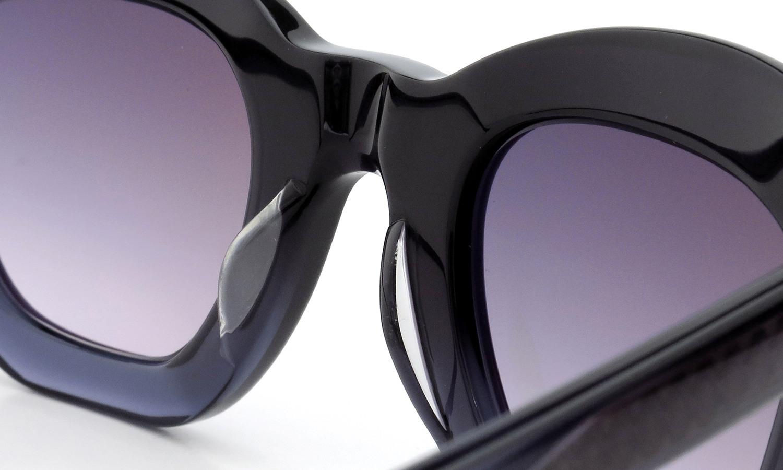 MAX PITTION マックス・ピティオン サングラス Politician ポリティシャン 46size Prp.Grd. Lense:Purple-Fade