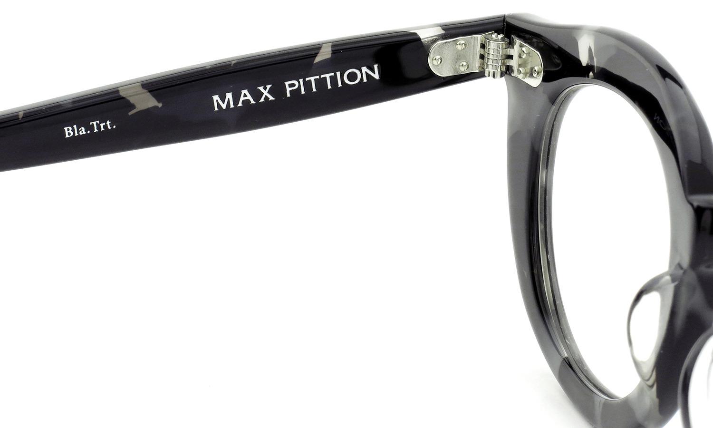 MAX PITTION マックス・ピティオン メガネ Maestro マエストロ 44size Black Tortoise
