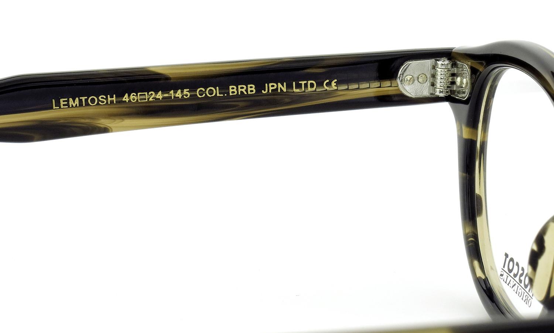 MOSCOT LEMTOSH BRB JPN-LTD