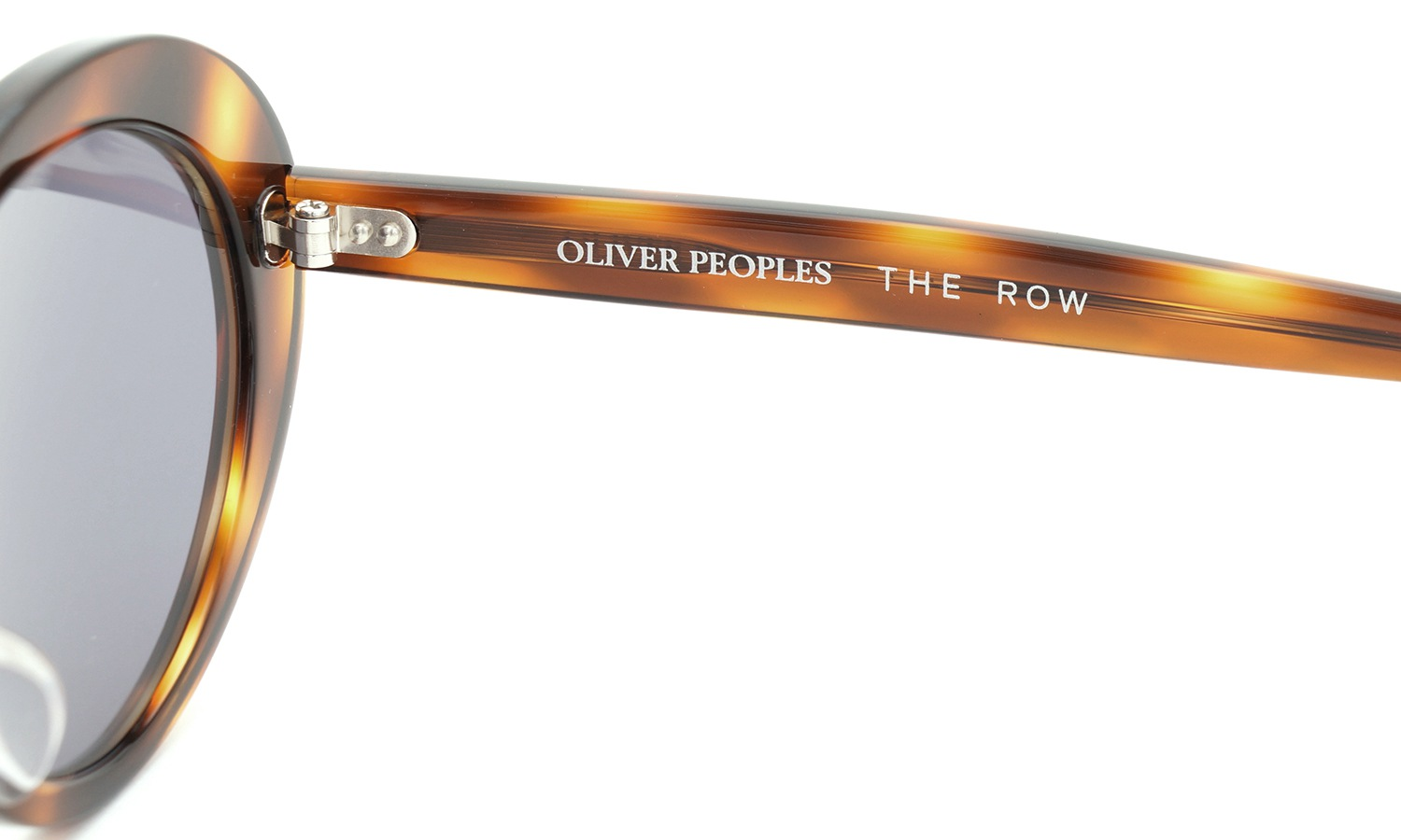 OLIVER PEOPLES × THE ROW サングラス Parquet TORT-GY 50size