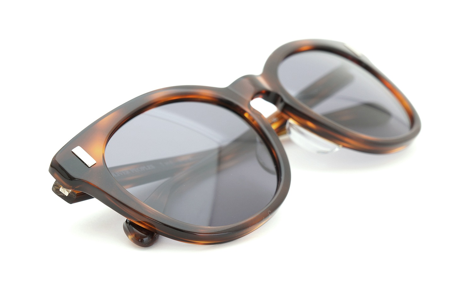 OLIVER PEOPLES × THE ROW サングラス Skyscraper TORT-GY 50size