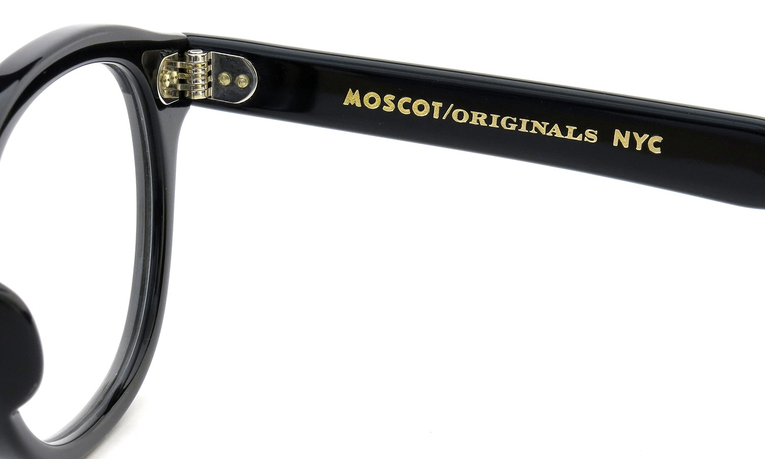 MOSCOT LEMTOSH BLACK 49size 通販