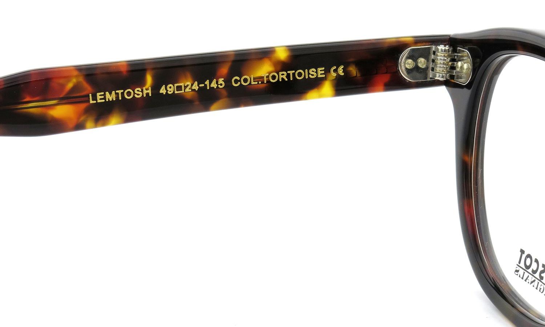 MOSCOT LEMTOSH BLACK 49size 通販