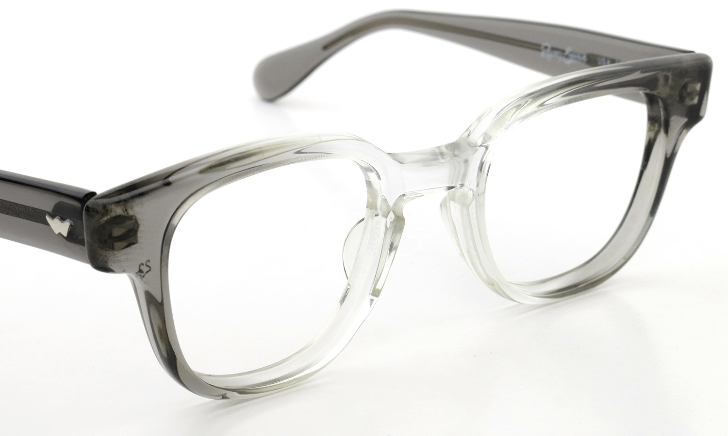 Regency Eyewear SMOKE GREY FADE 44-22 [1]