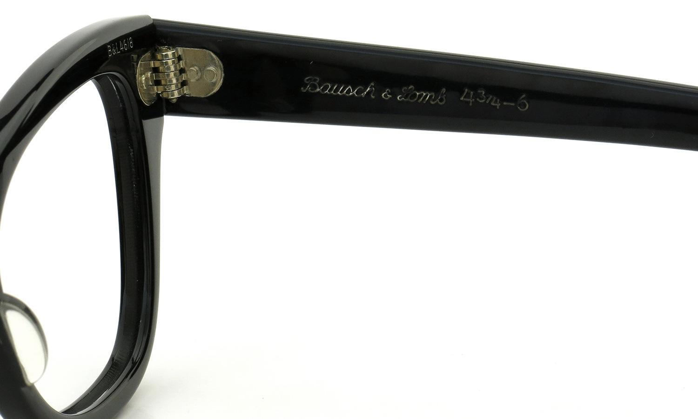 Bausch&Lomb vintage 推定1960年代 BLACK 46-18