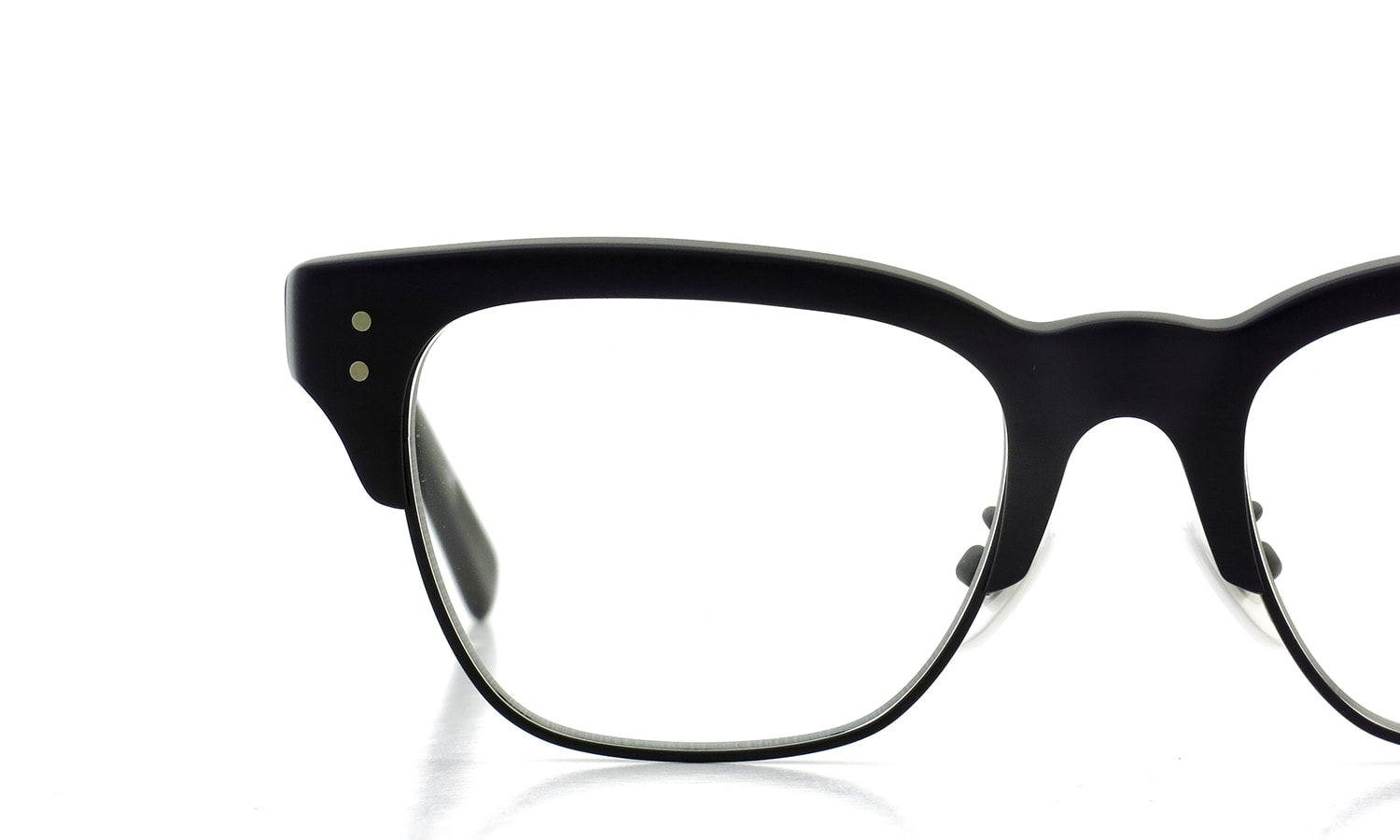 BOSTON CLUB メガネ RAYMOND col.01 BLACK