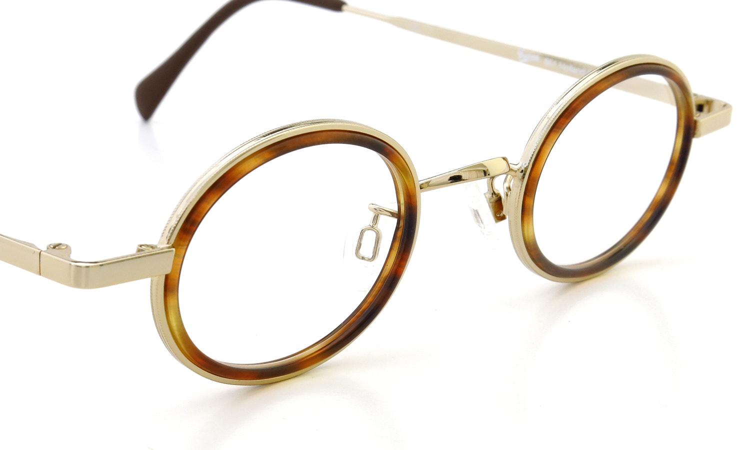 Precios メガネ mod.861 col.30 Gold/Brown Demi