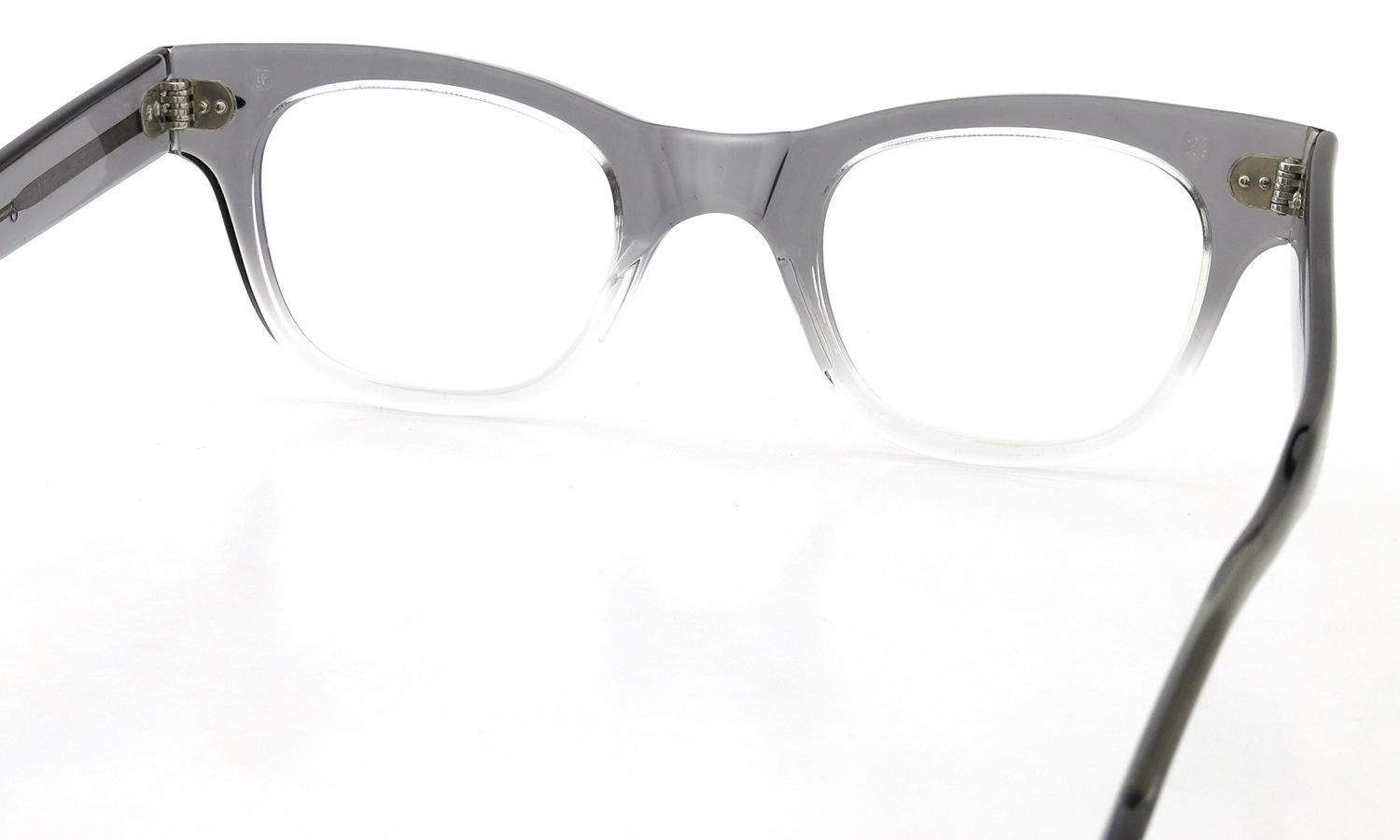 TART OPTICAL vintage 1950s COUNTDOWN GREY FADE 46-24 (v2)