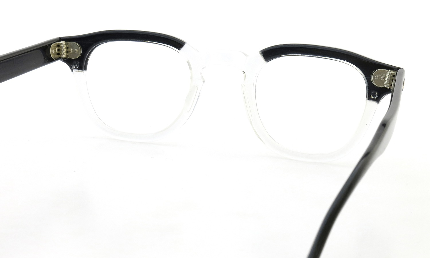 ART Optical vintage メガネ ARNEL BLACKWOOD C. 44-24