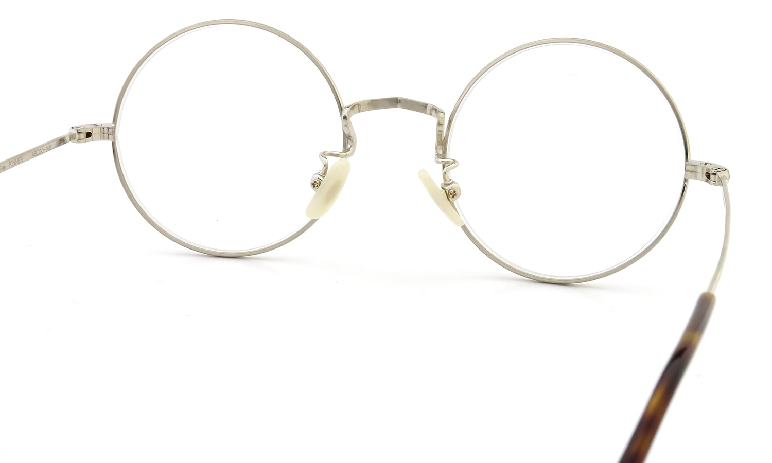 Oliver Goldsmith メガネ PINNER 48size Gold