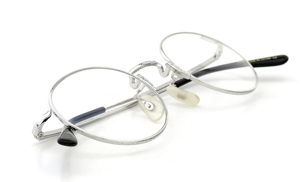 Oliver Goldsmith メガネ CHARLES 45size Silver