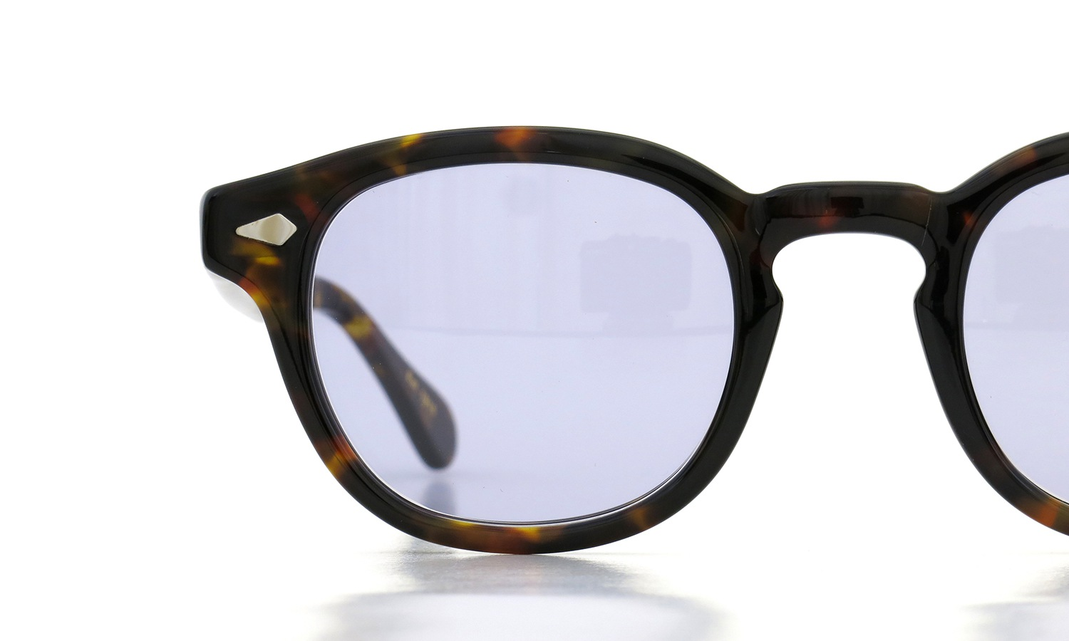MOSCOT LEMTOSH Col.TORTOISE 46size Light-Purple-Lense  詳細画像