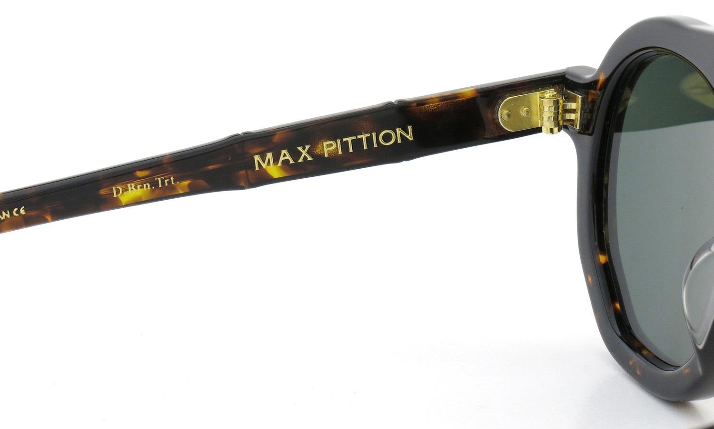 MAX PITTION Polaris D.Brn.Trt. Lense:G15