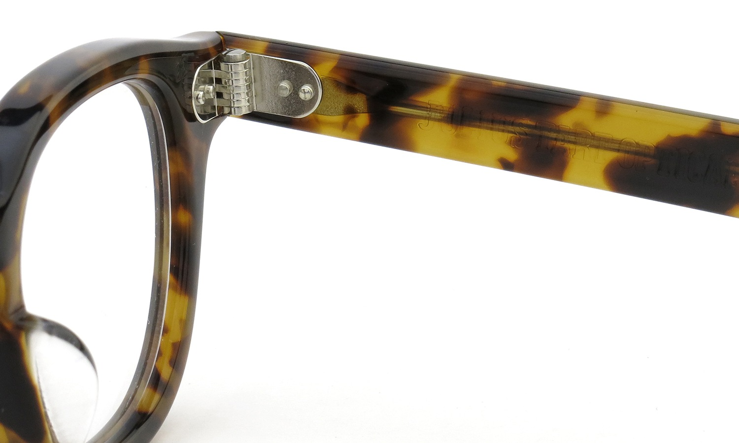 JULIUS TART OPTICAL AR-42 PL-009C TORTOISE