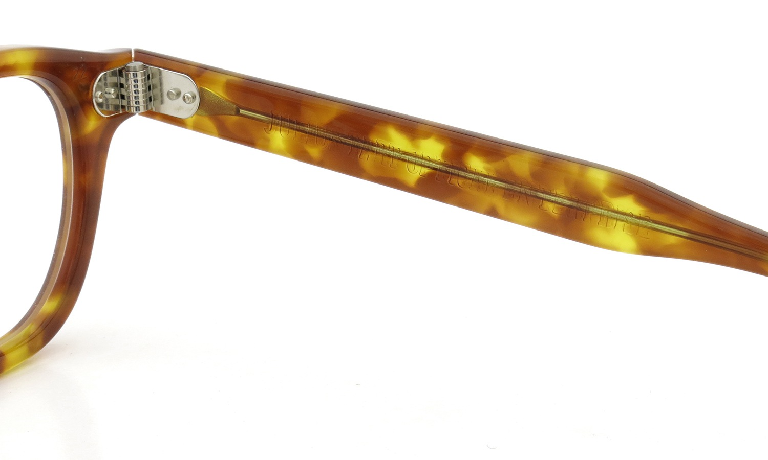 JULIUS TART OPTICAL AR-42 PL-009F LIGHT-TORTOISE