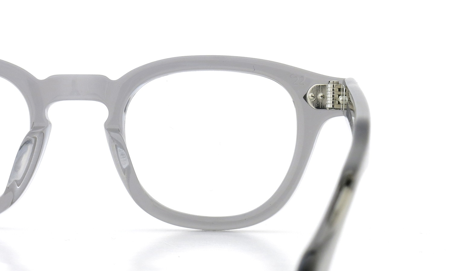 JULIUS TART OPTICAL AR-42 PL-009E GREY-CRYSTAL