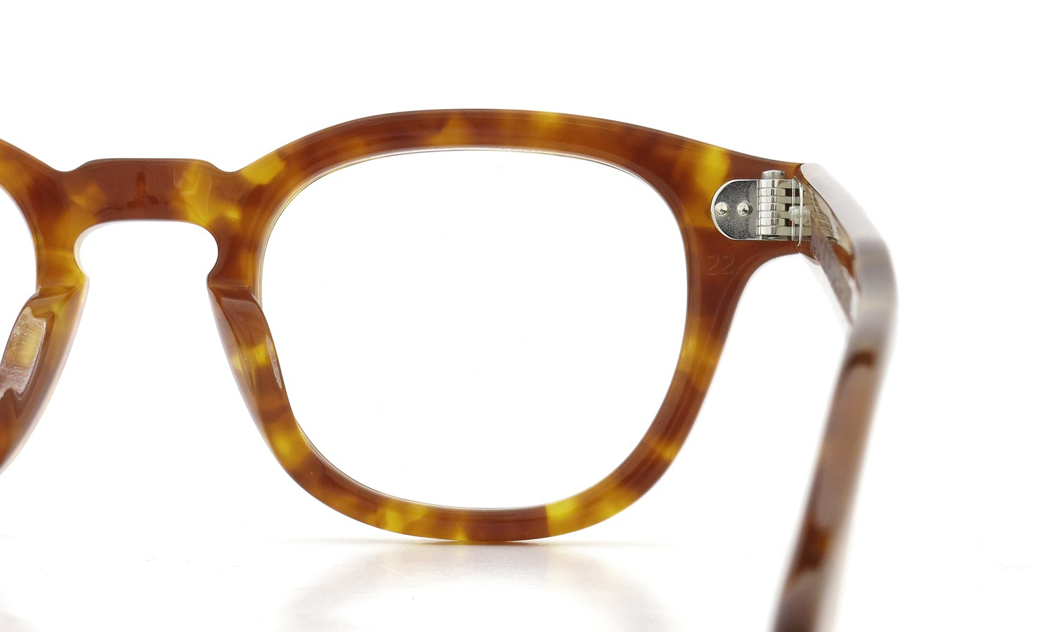 JULIUS TART OPTICAL AR-44 F LIGHT-TORTOISE