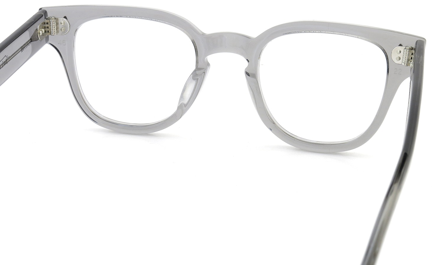 JULIUS TART OPTICAL BRYAN-46 PL-007E GREY CRYSTAL