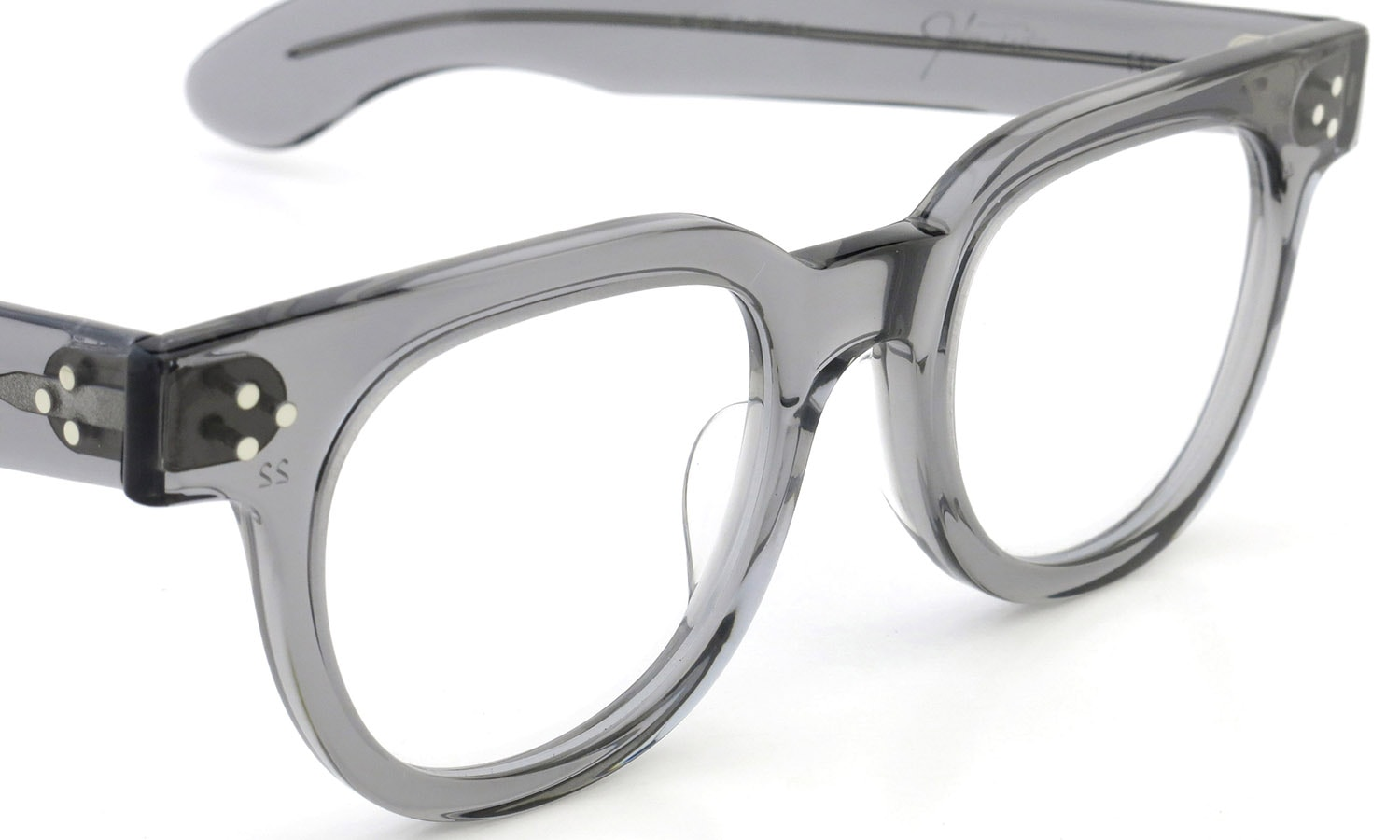 JULIUS TART OPTICAL FDR-48 PL-006E GREY CRYSTAL