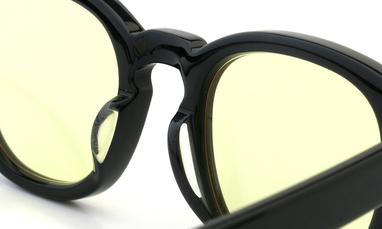 JULIUS TART OPTICAL AR-46 BLACK yellow