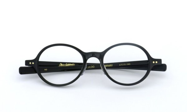 Oliver Goldsmith (オリバーゴールドスミス) CELLULOID セルロイド 限定 メガネ