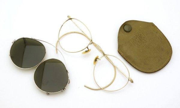 画像5: American Optical アメリカンオプティカル vintage ヴィンテージ GFメガネ