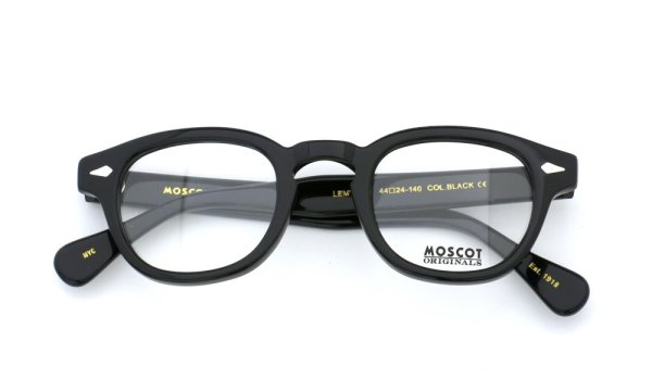 MOSCOT モスコット メガネ LEMTOSH Black 44size 4