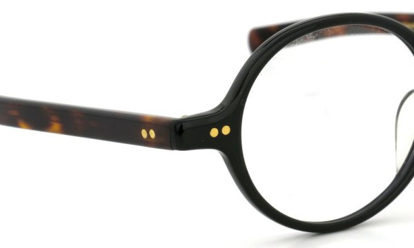 Oliver Goldsmith LIBRARY47 Black Tortoiseshell