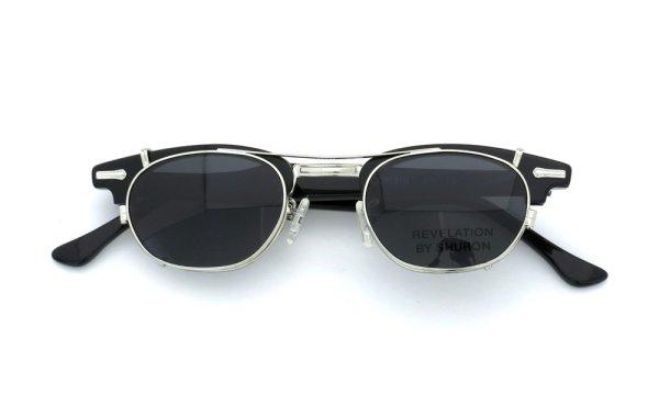 画像5: SHURON シュロン メガネ+クリップオンサングラス
