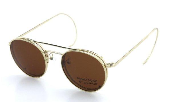 画像1: SHURON シュロン メガネ +クリップオンサングラス