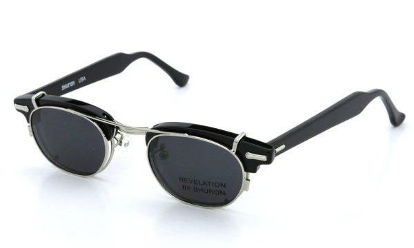 画像1: SHURON シュロン メガネ+クリップオンサングラス