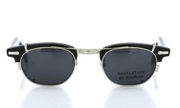 画像3: SHURON シュロン メガネ+クリップオンサングラス