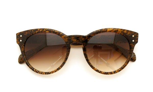 画像4: MAISON KITSUNE × OLIVER PEOPLES クリップオン付きメガネセット